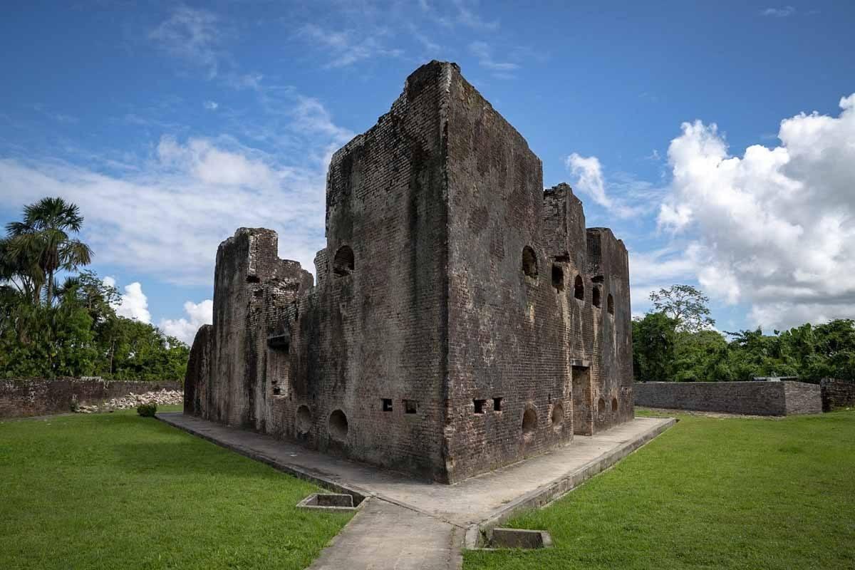 fort zeelandia guyana