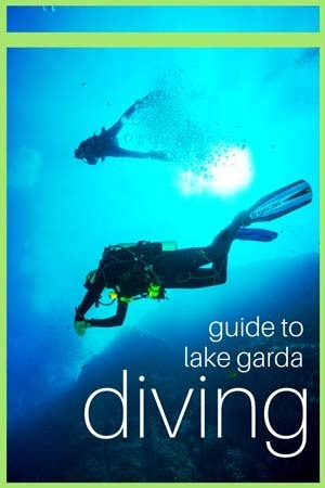 lake garda diving guide