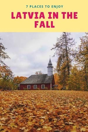 latvia in the fall guide