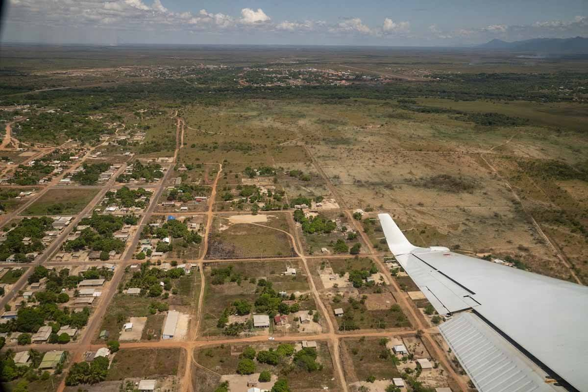 lethem guyana landing