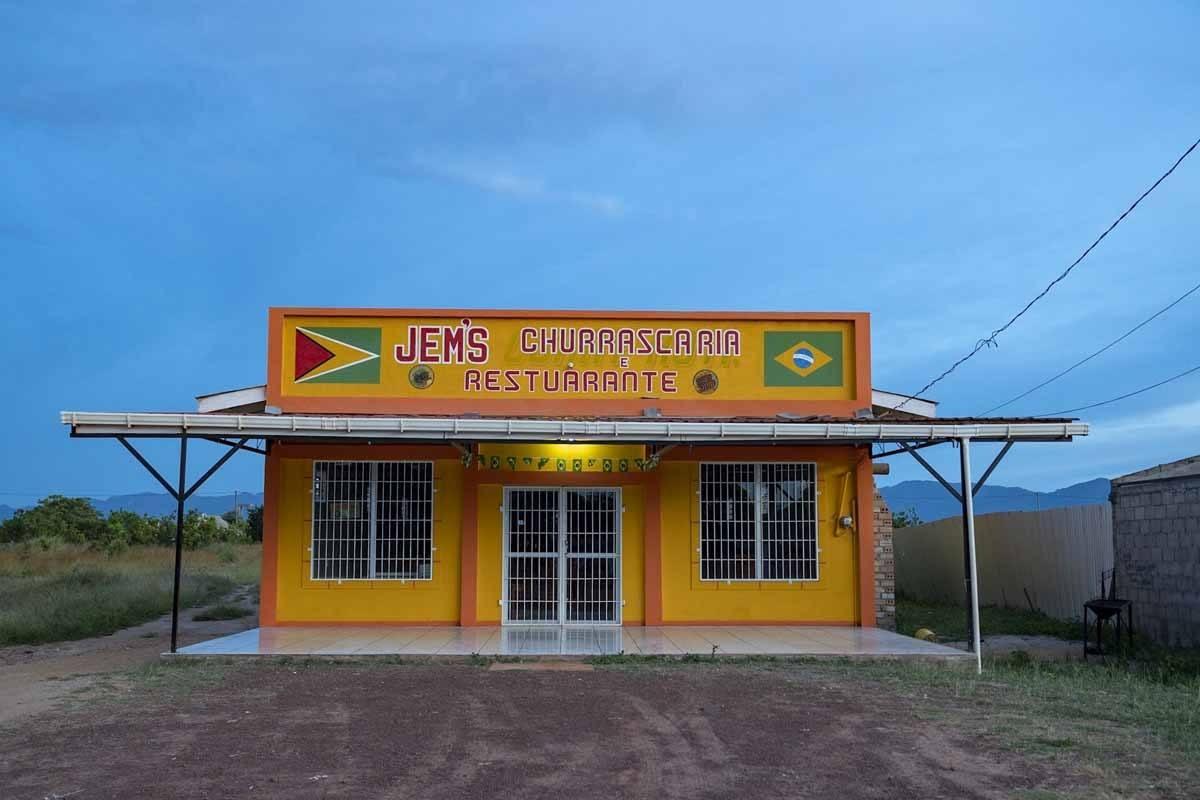 lethem shop guyana