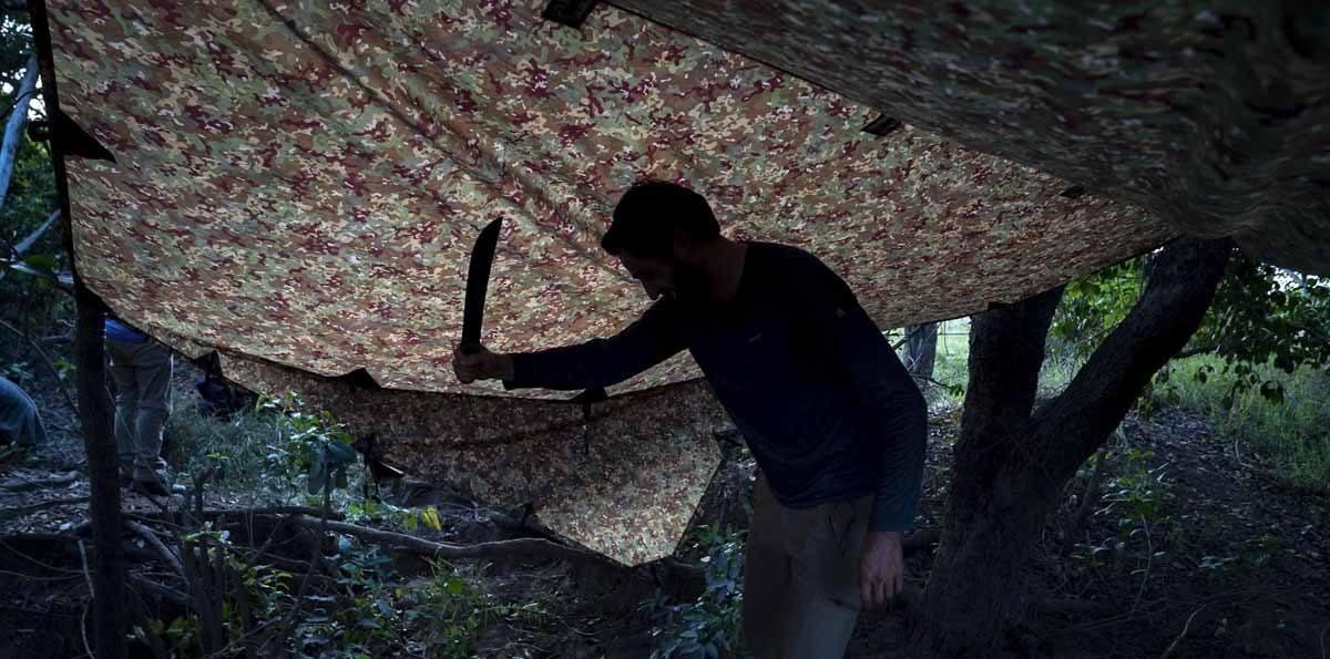 machete guyana rupununi