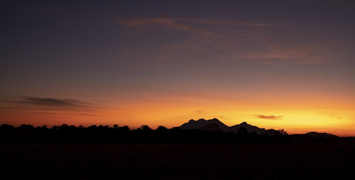 saddle mountain sunrise