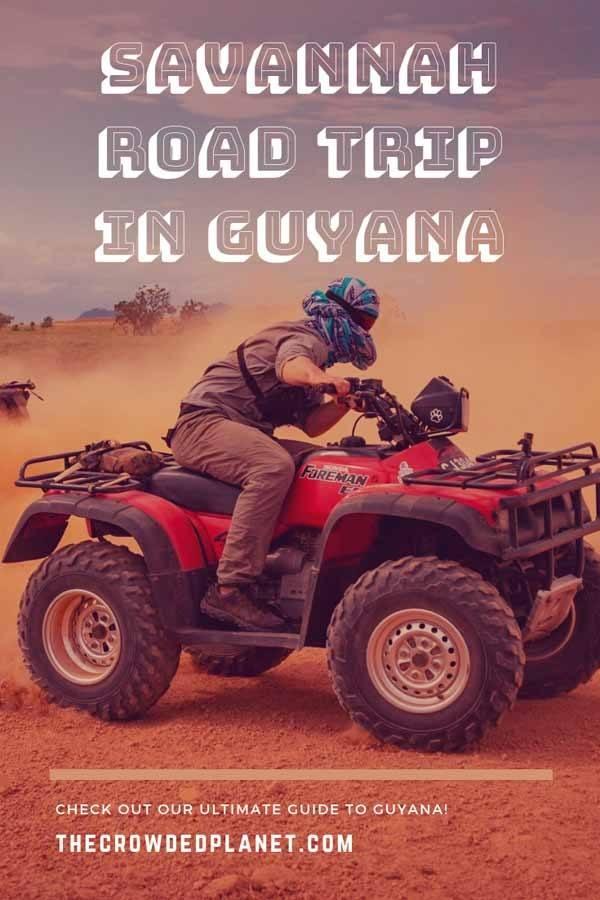 savannah lethem guyana road trip