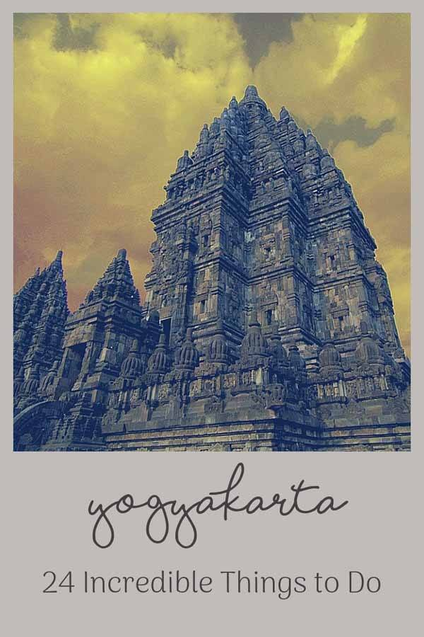things to do in yogyakarta pin