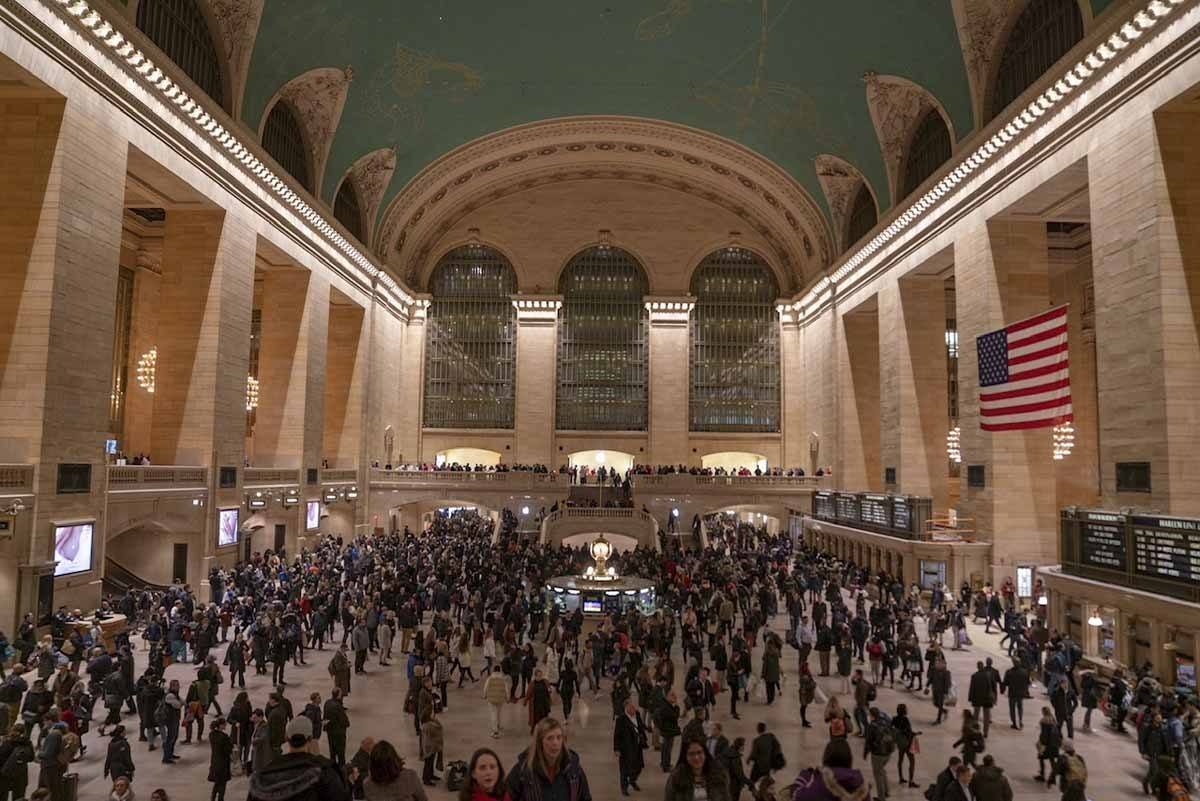 unusual new york grand central