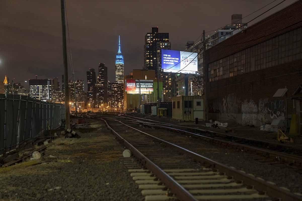 unusual new york long island city