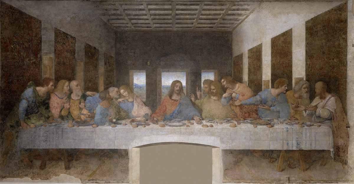 Image result for santa maria delle grazie milan