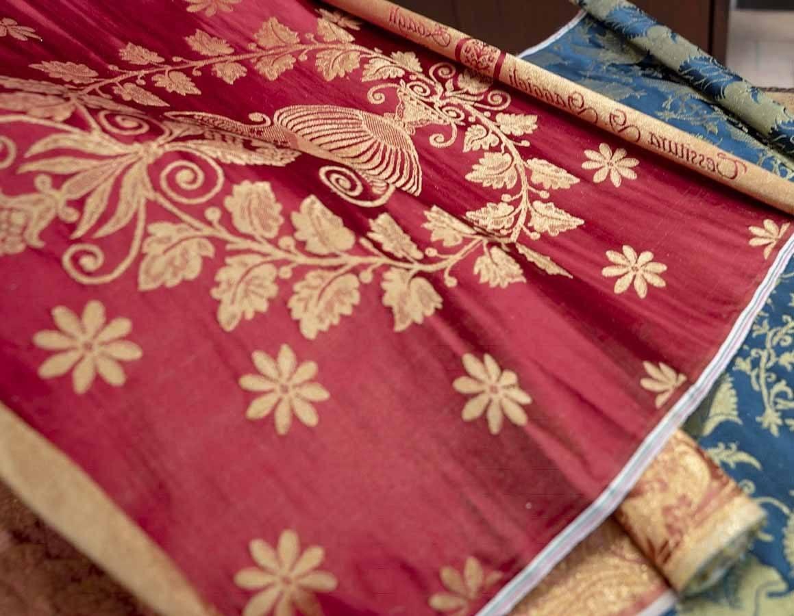 silk weaving zoagli gaggioli
