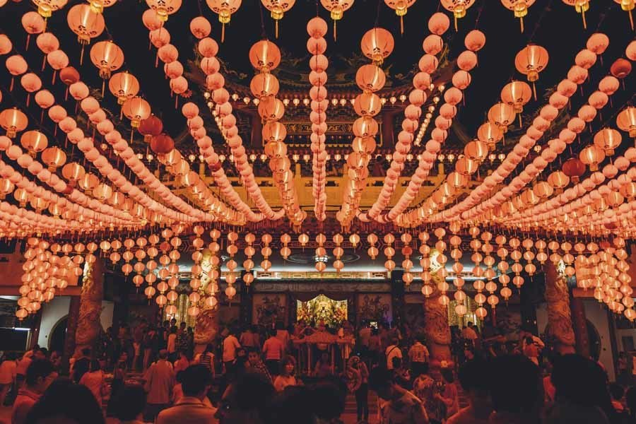 chinese lanterns kl