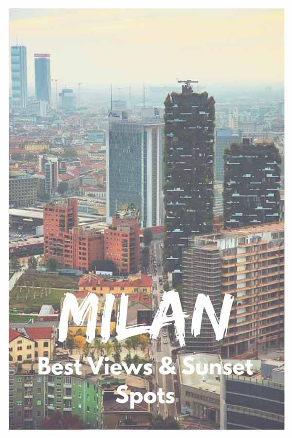 milan best views pin