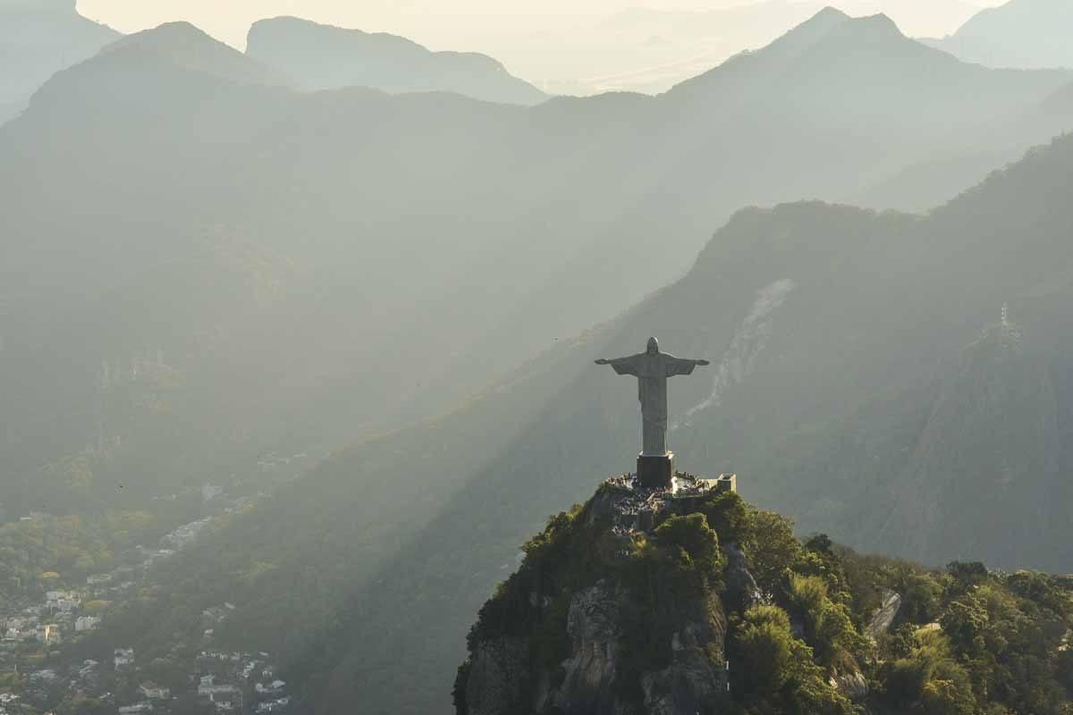brazil cristo redentor