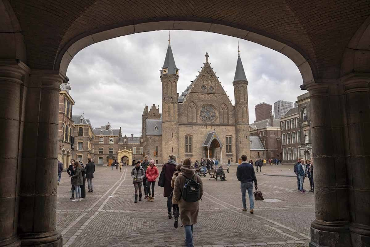 the hague binnenhof