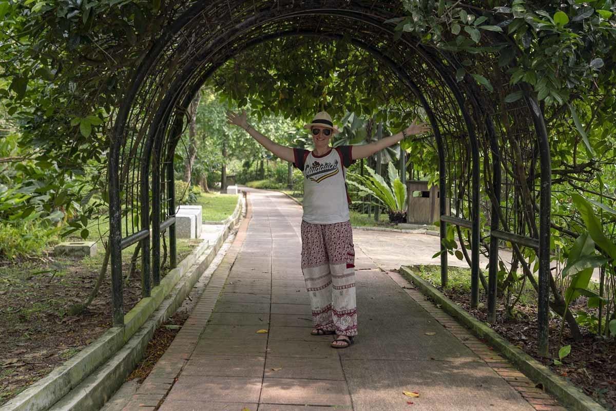 botanical gardens kl