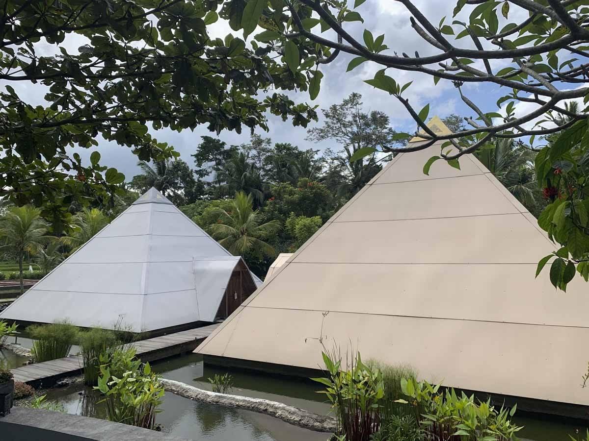 pyramids of chi ubud