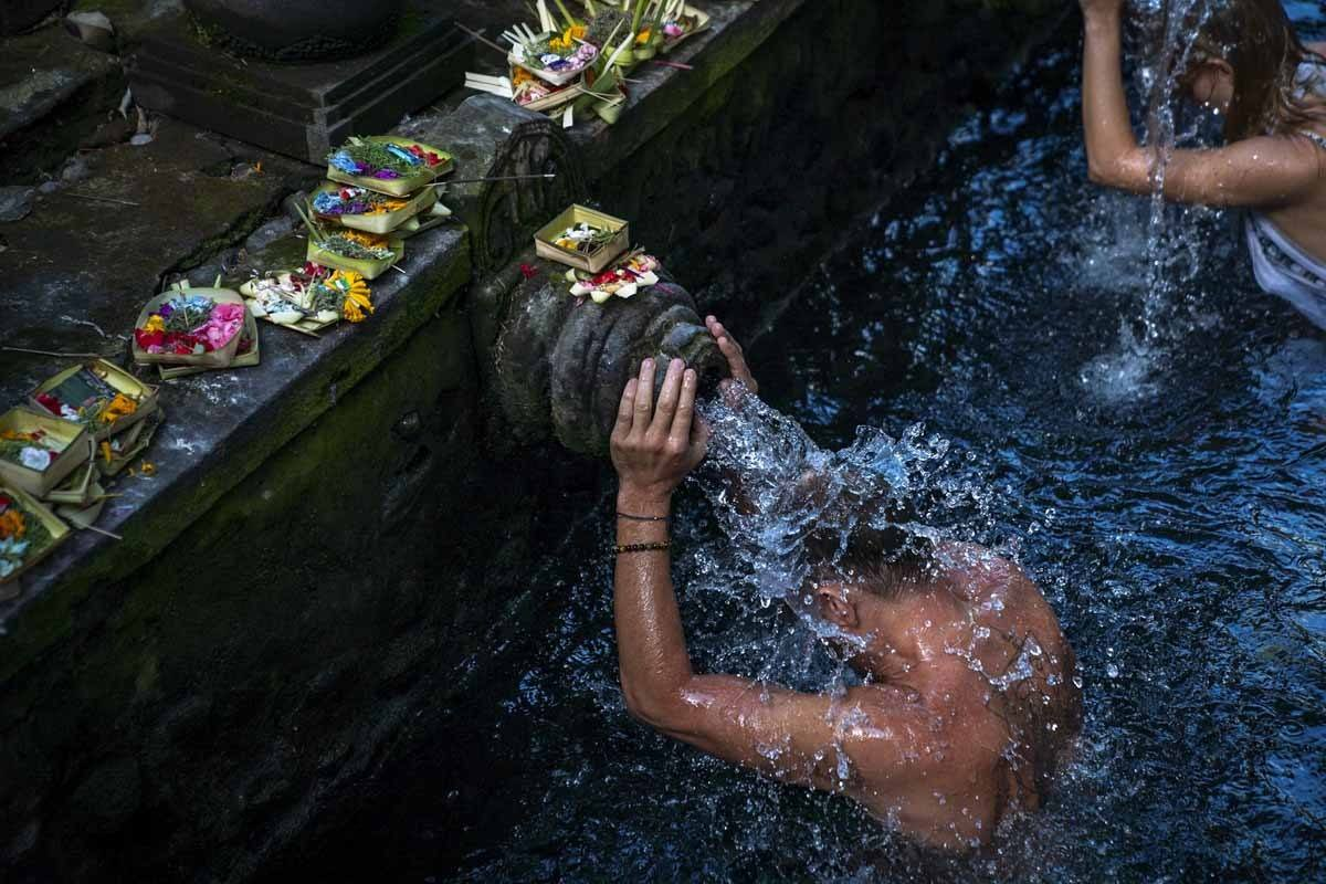 tirta empul ubud water purification