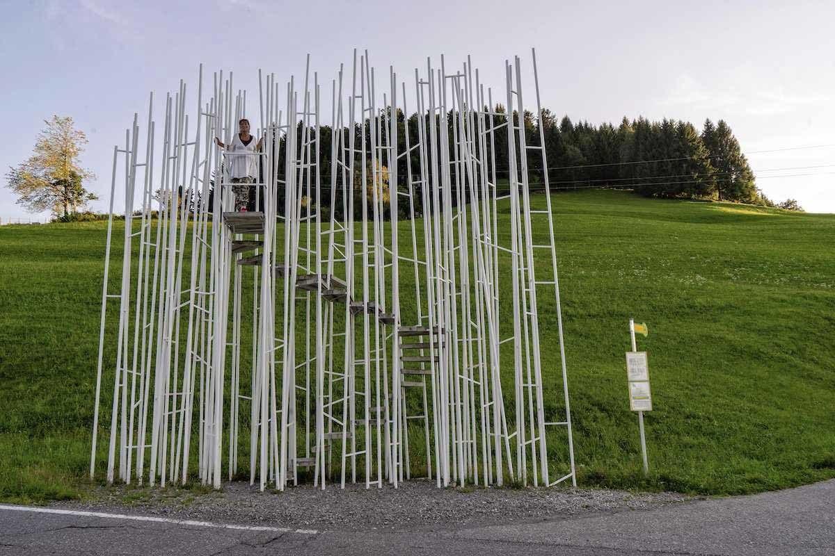 Vorarlberg Bus Stop-Marghe