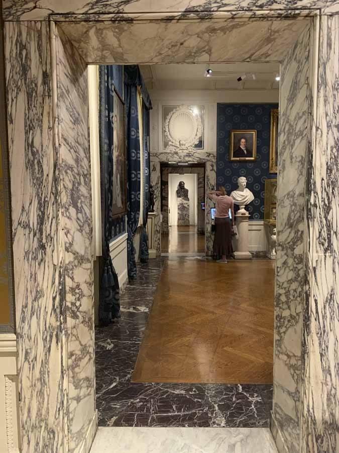 la scala museum entrance