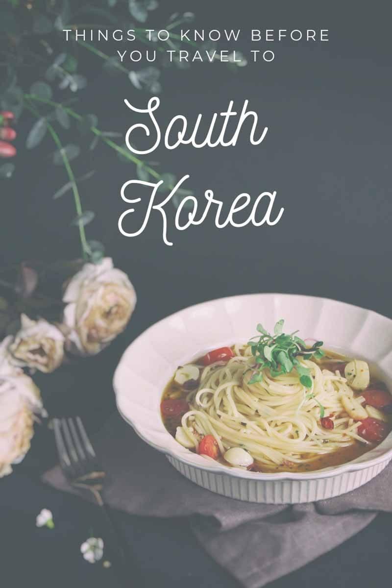 reasons to visit south korea pin noodles