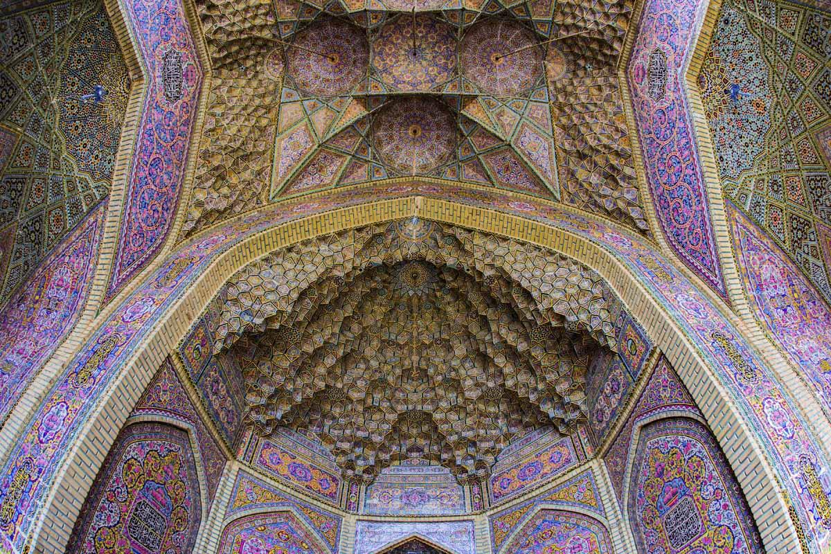 shiraz travel guide nasir ol molr