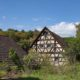 half timbered house franconia