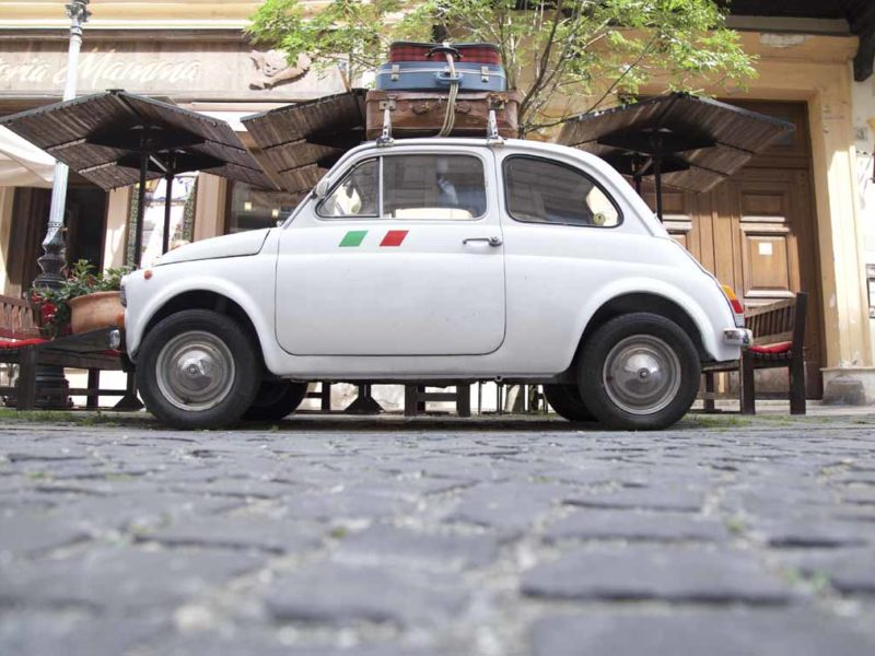 northern italy road trip itinerary