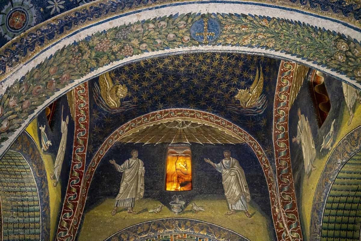 ravenna galla placidia mausoleum