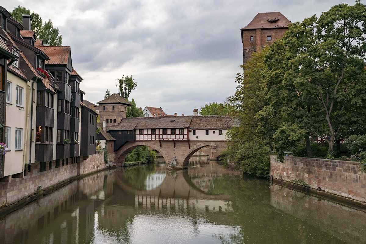 nuremberg hangman bridge