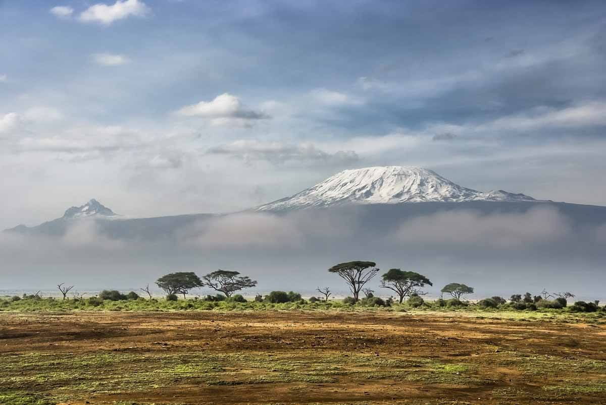 places to visit in kenya amboseli
