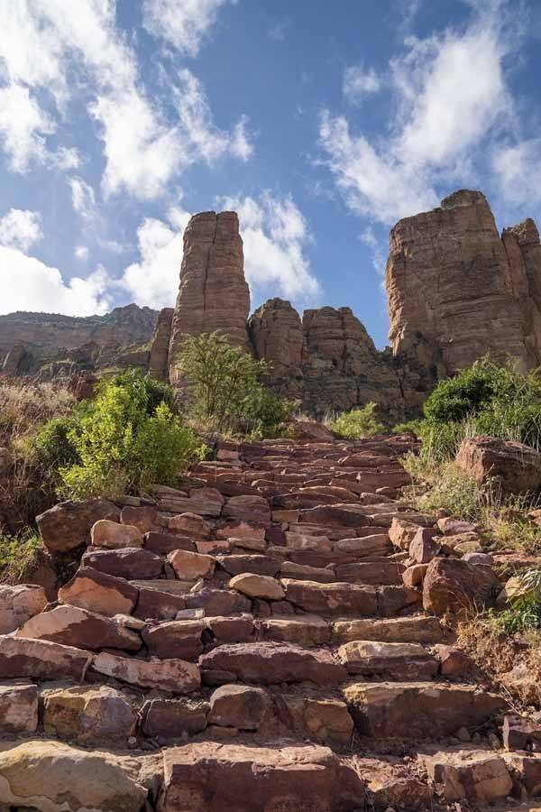 abuna yemata hike steps
