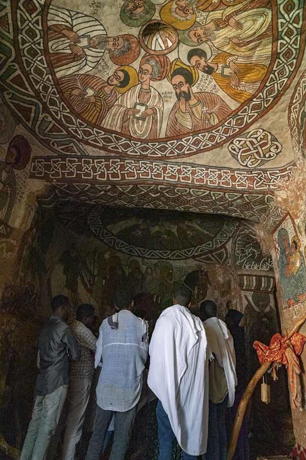 abuna yemata inside