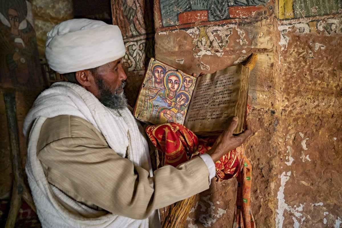 abuna yemata priest