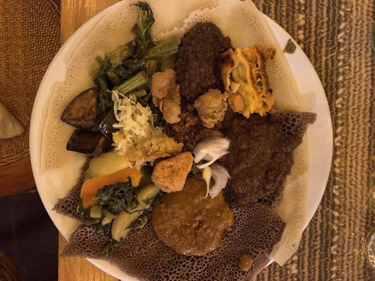 addis ababa ethiopian food
