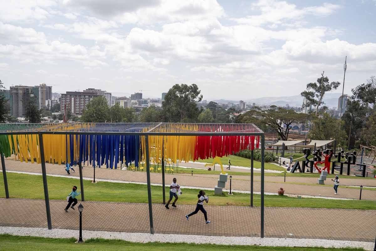 addis running unity park