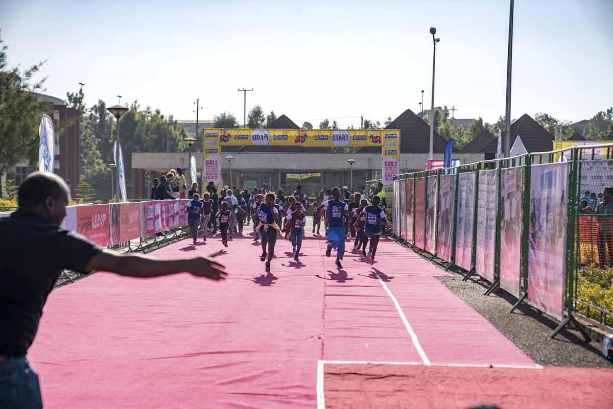 great ethiopian run children races