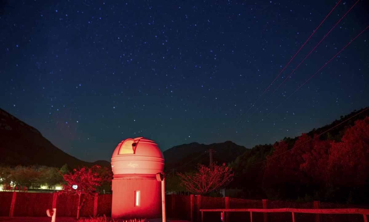 bassegoda observatory albanya