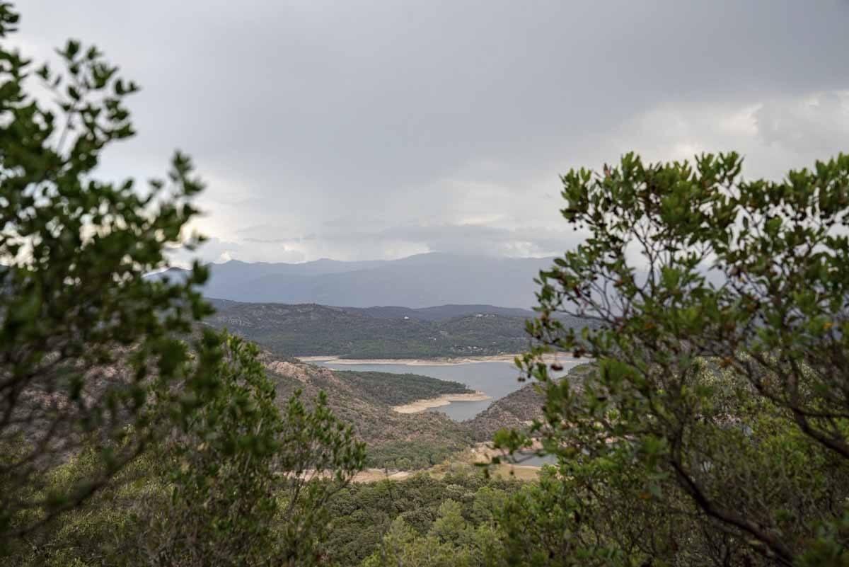 boadella reservoir alt emporda