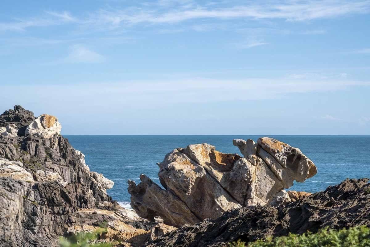 cap de creus coast catalunya