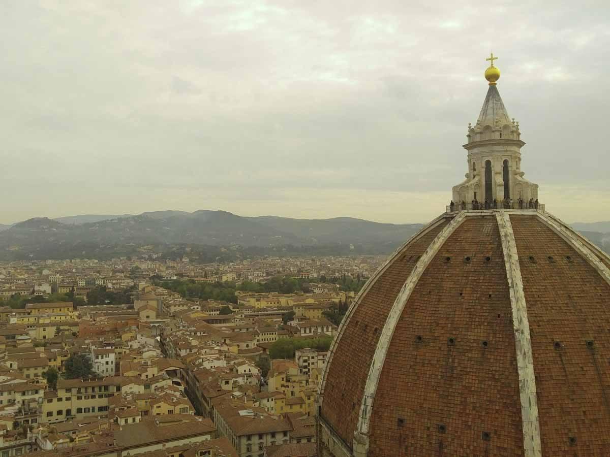 florence duomo brunelleschi dome