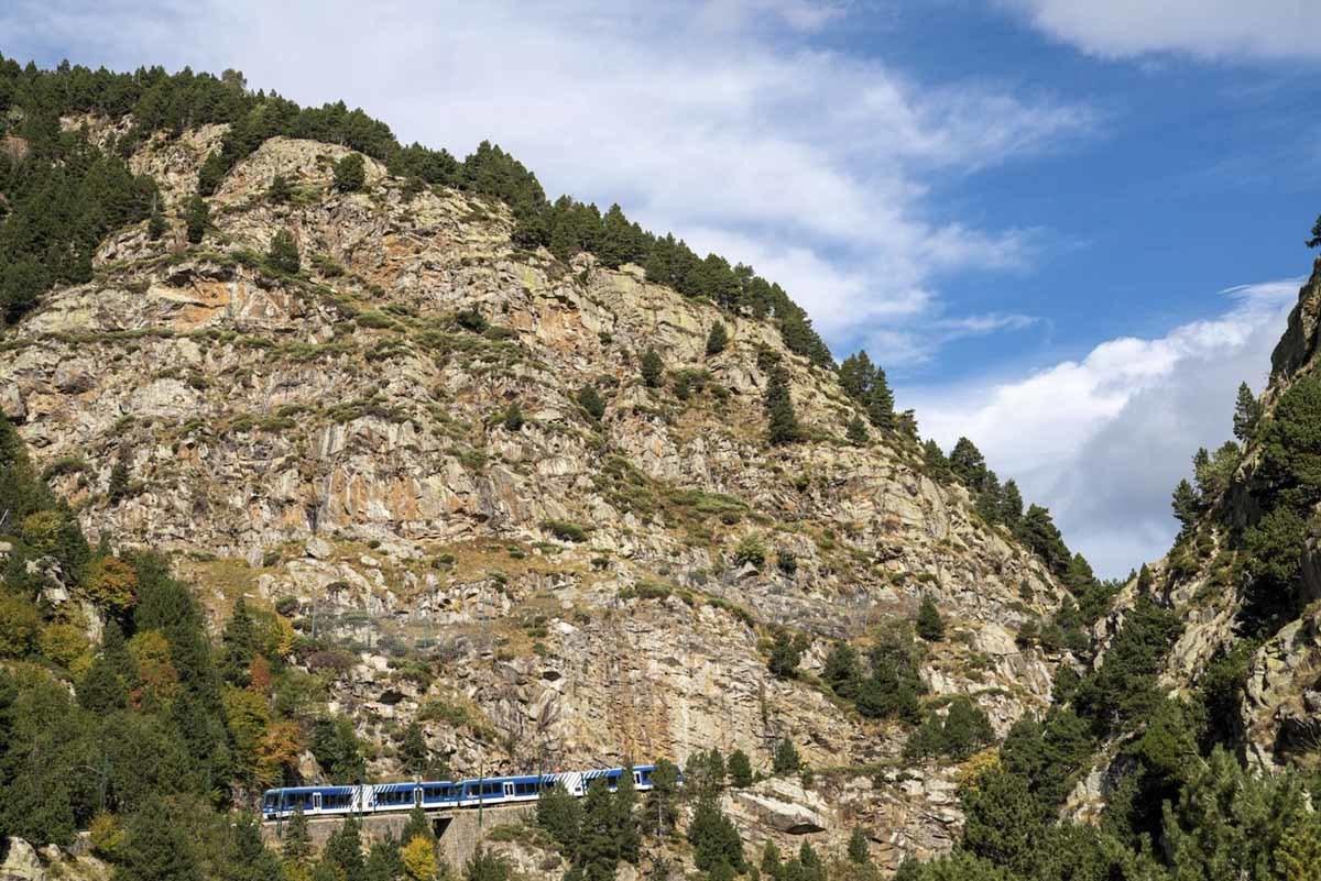 vall de nuria train