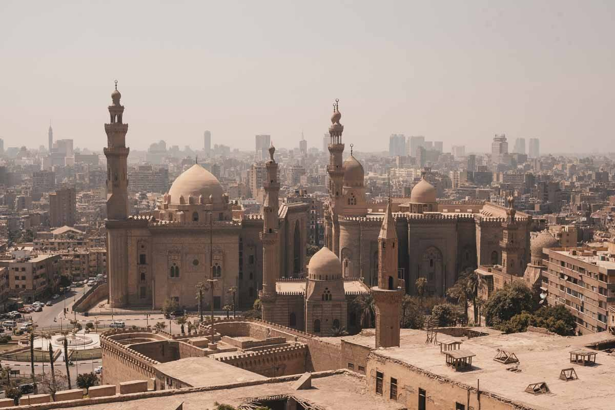 cairo where to stay