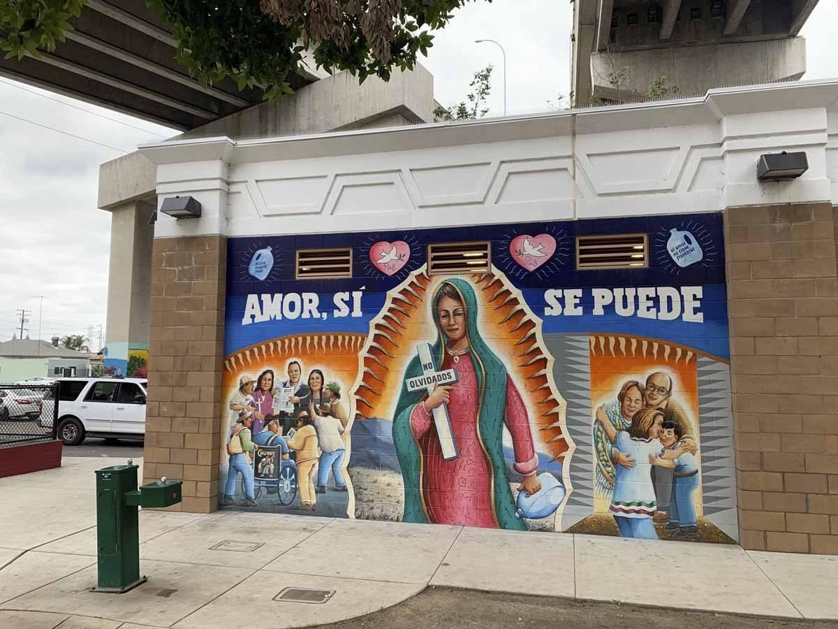 barrio logan latinx murals