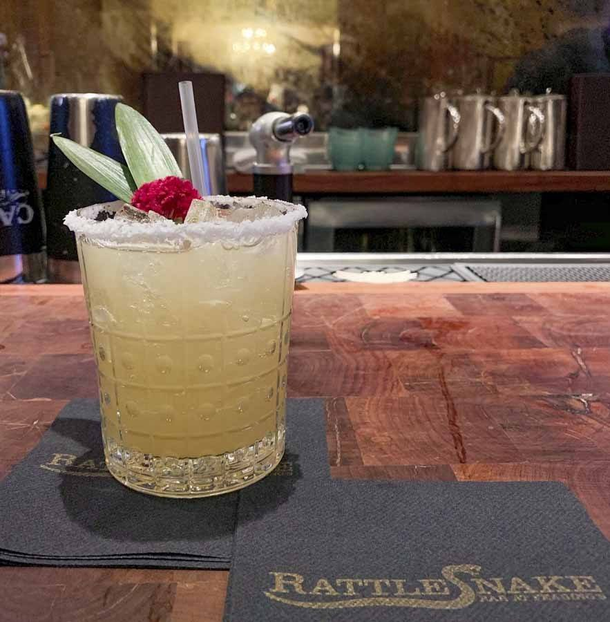 dallas rattlesnake margarita mile