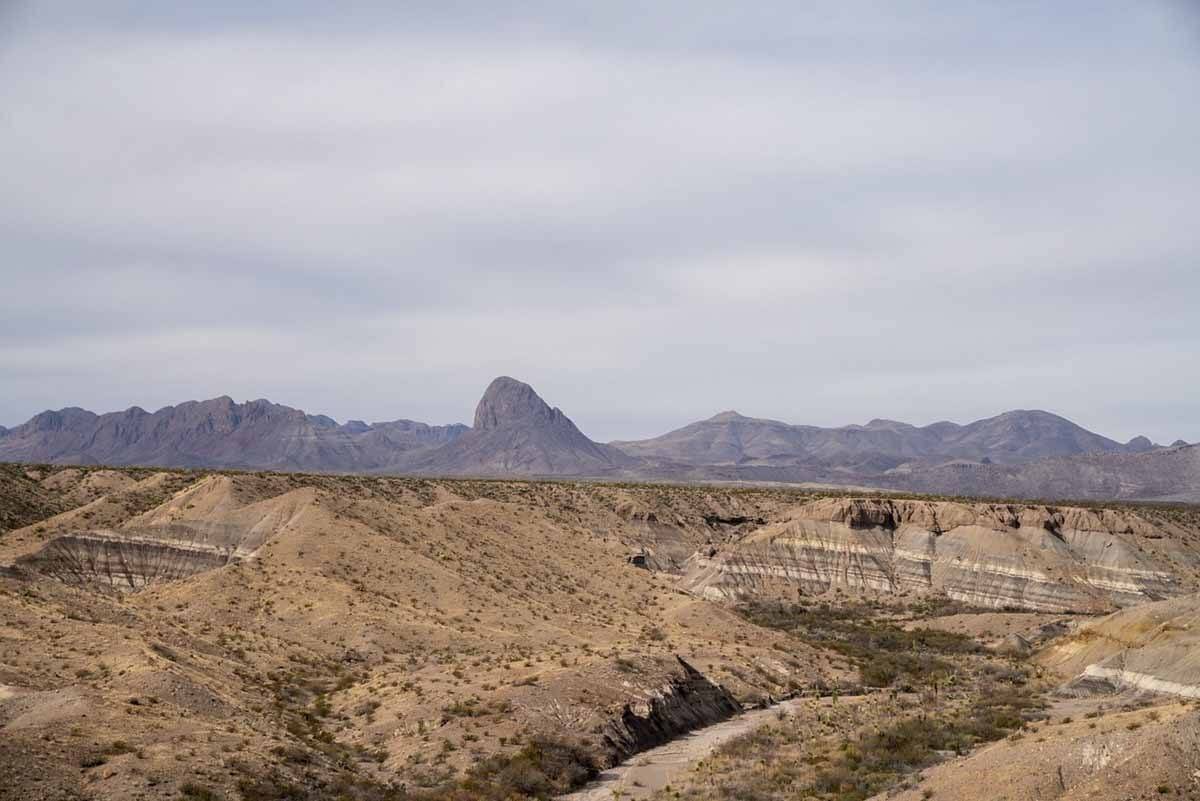 desert views big bend