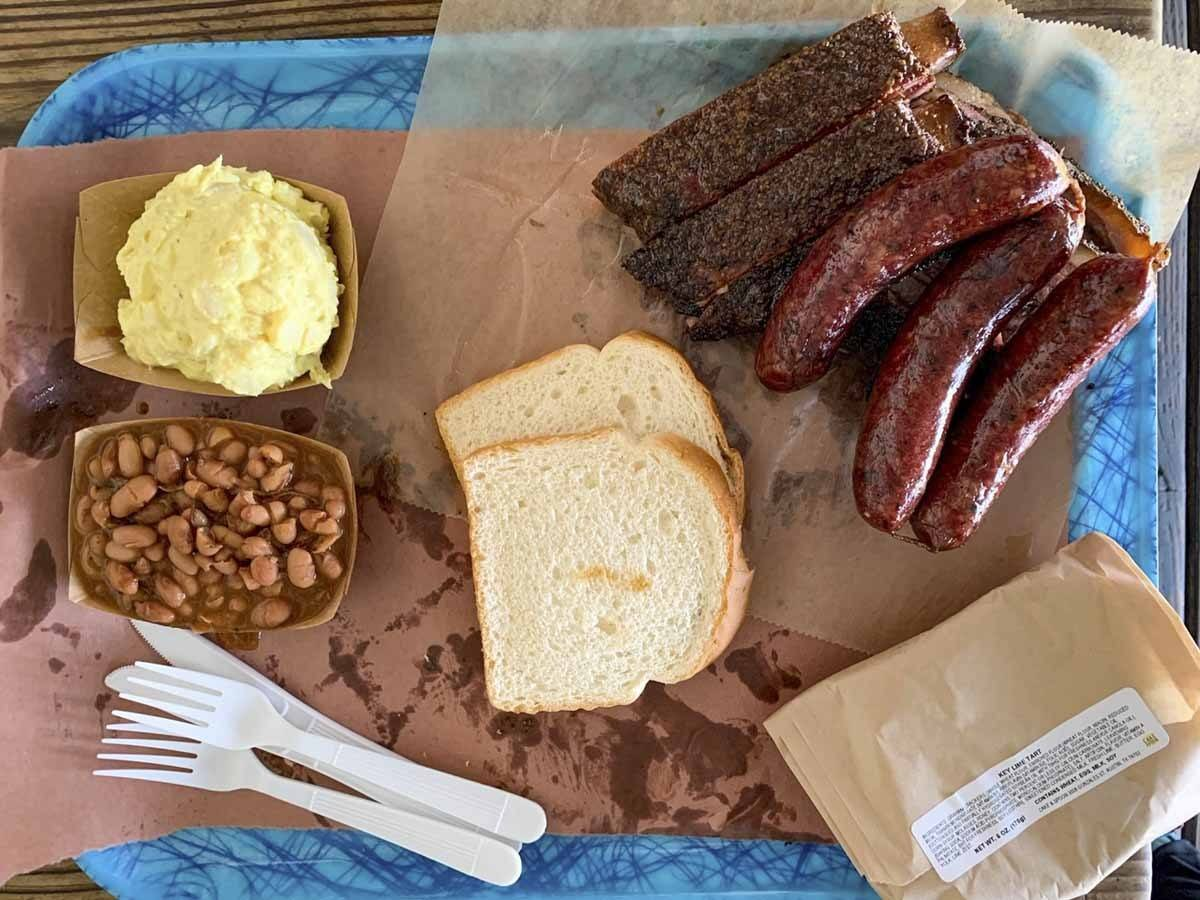 franklins barbecue