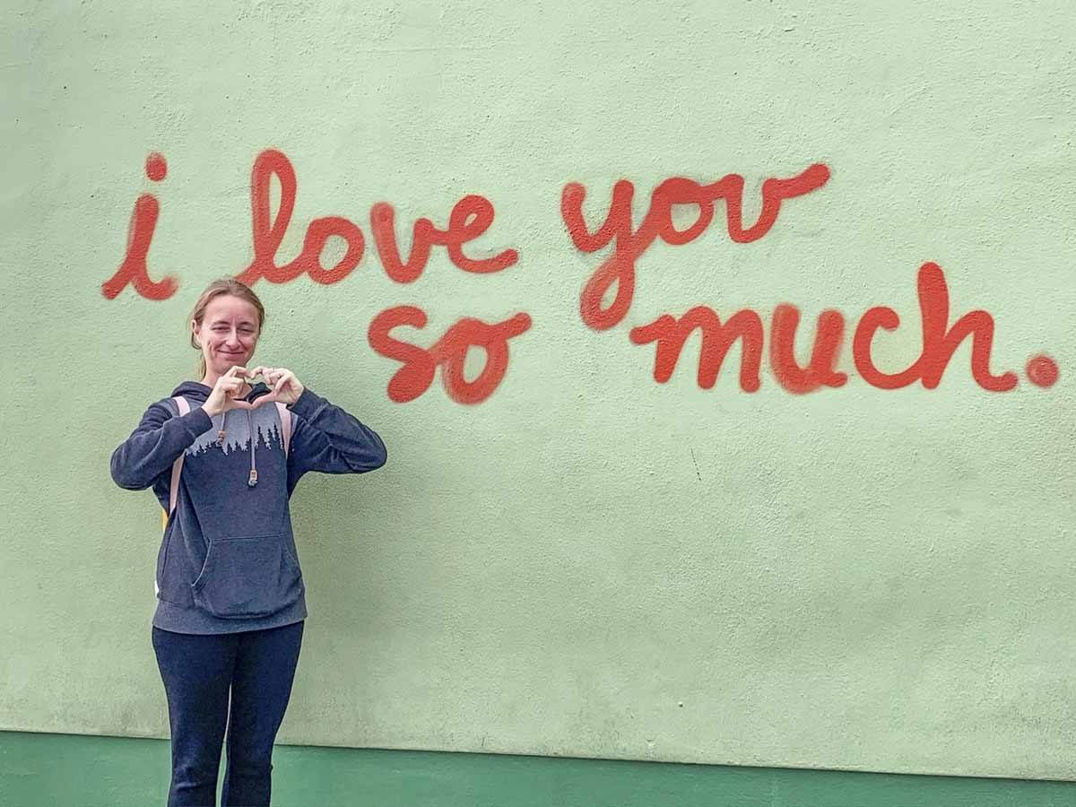 i love you so much mural south austin