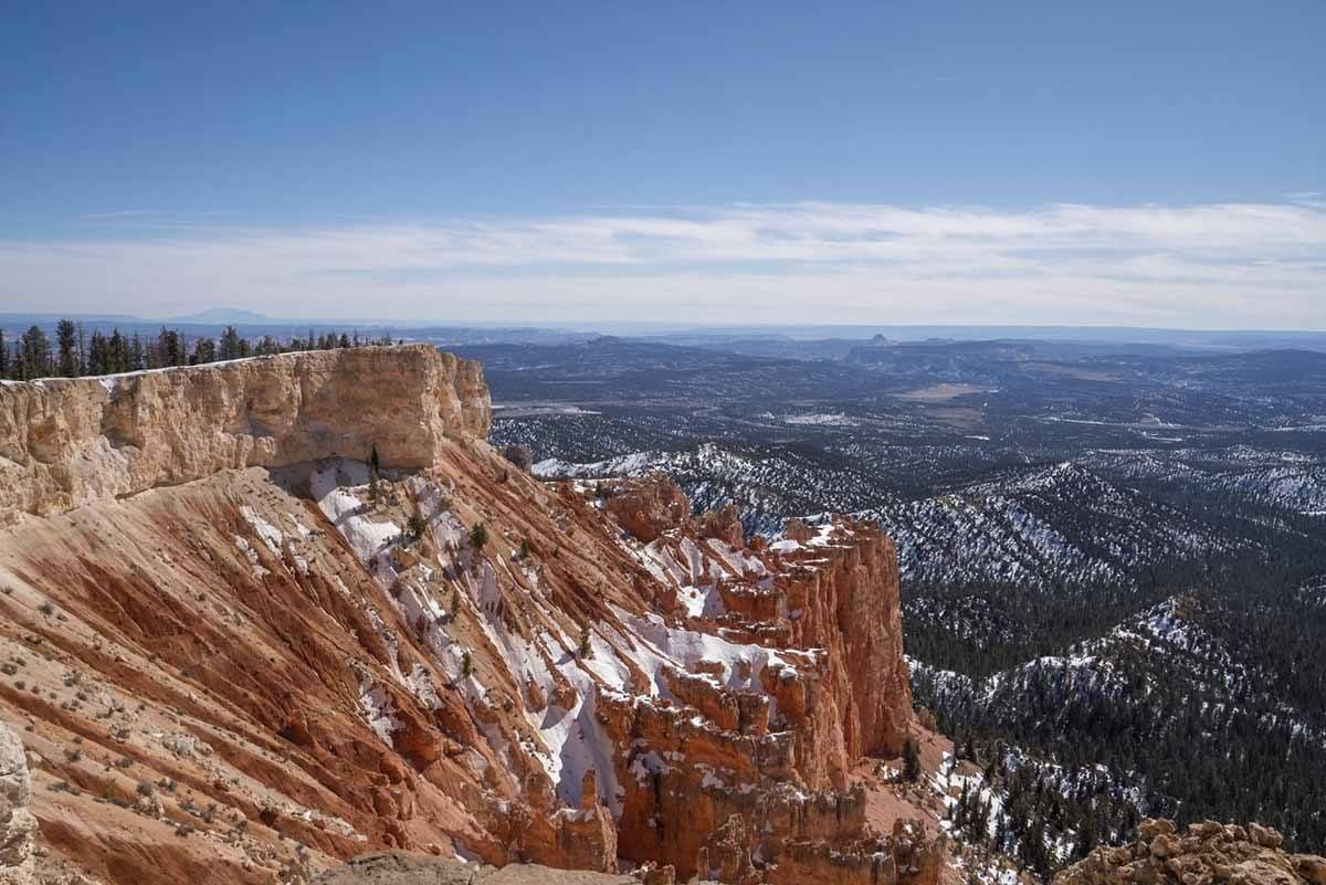 bryce amphitheater winter