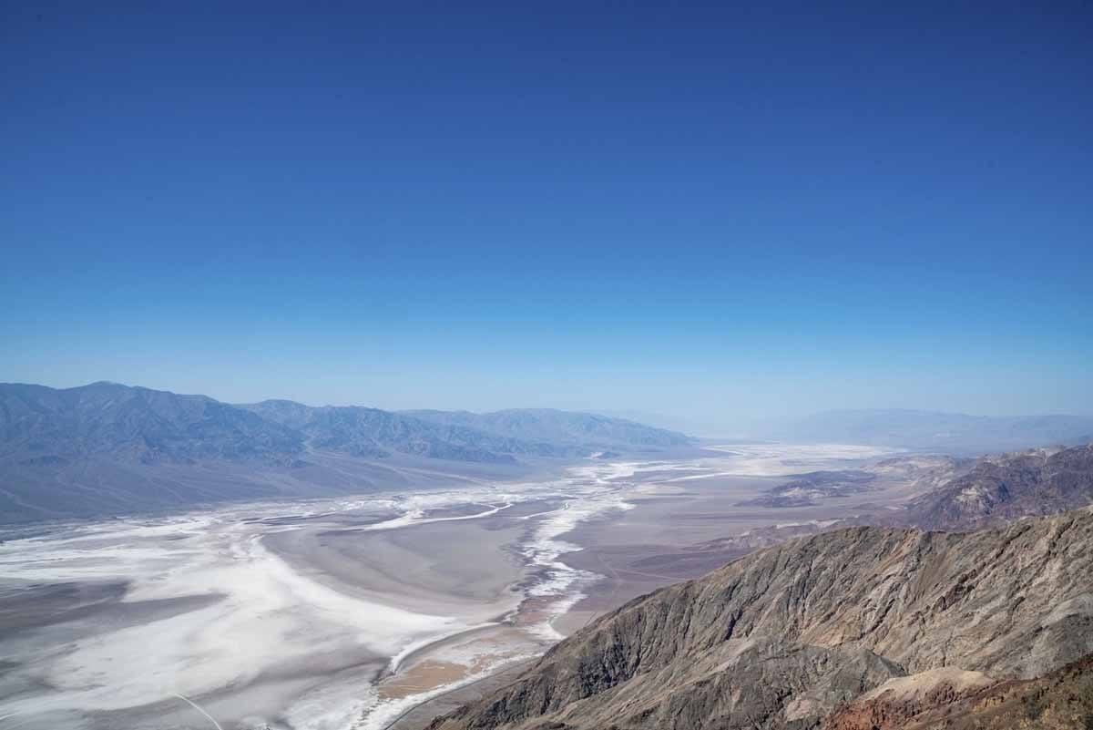 death valley dantes view