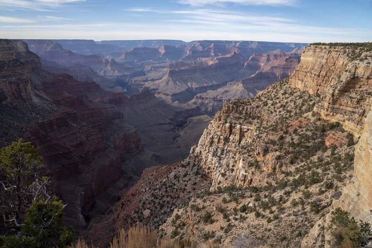grand canyon the abyss