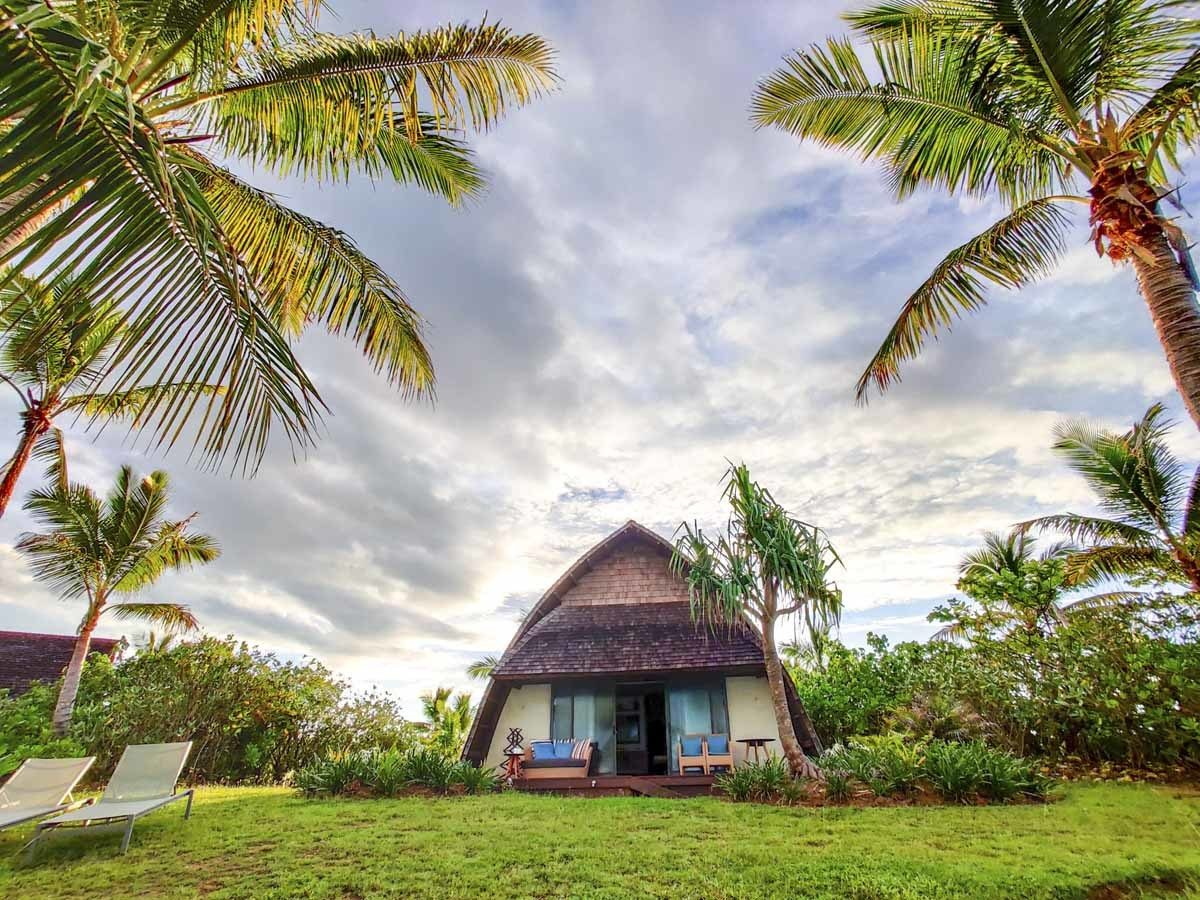 Fiji Mariott cottage